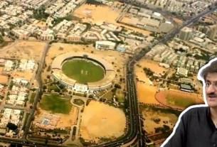 new district in Karachi