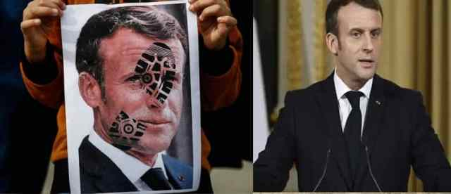France responds to demands for a boycott; Erdogan insults Macron