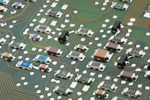 Small PCB Components