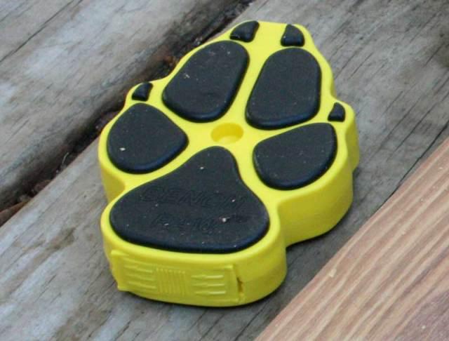 Wolf Paw Pad