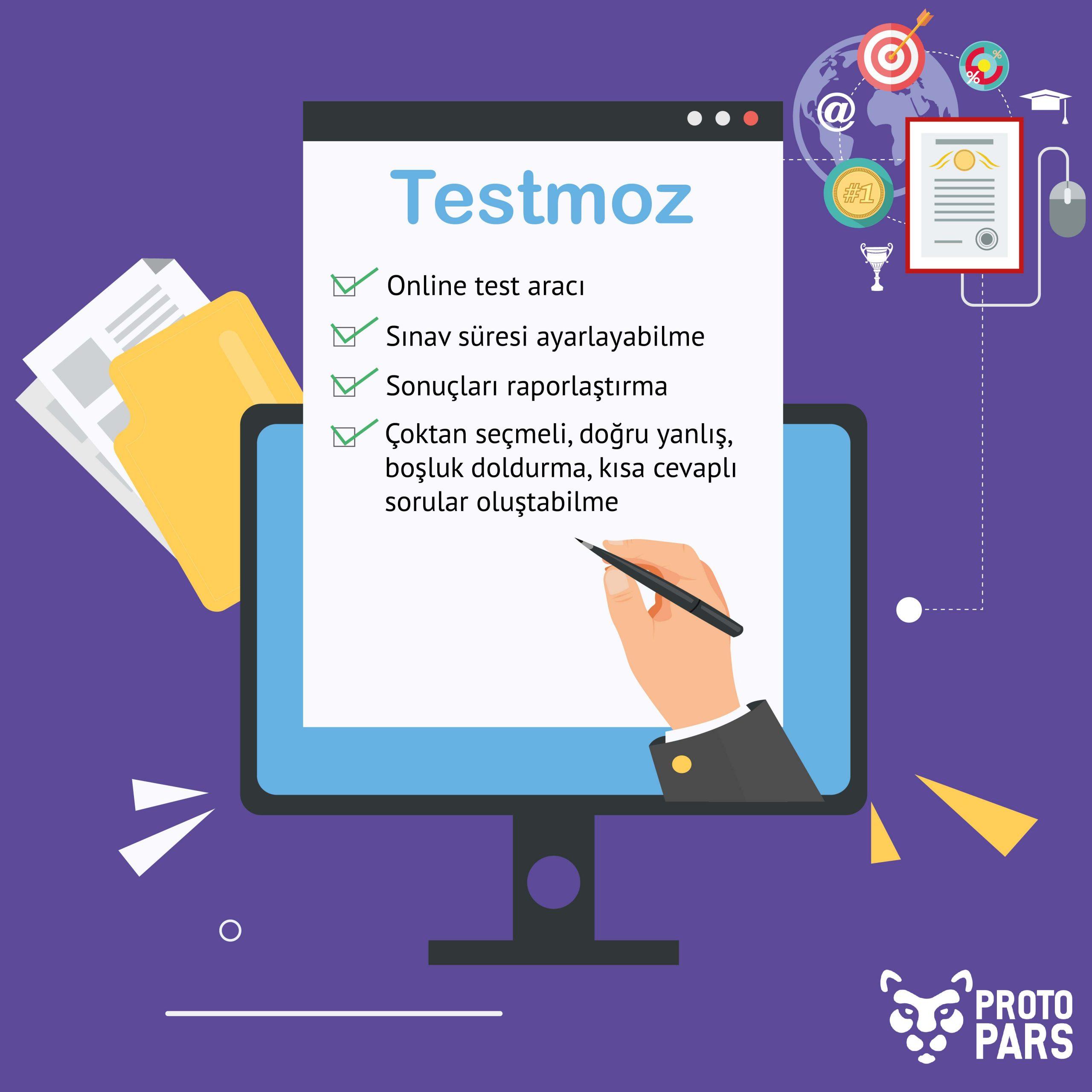 Testmoz ile Online Test Oluşturma