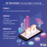 5G Teknolojisi: Hücresel Ağların Geleceği