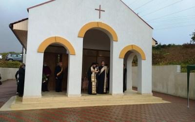 Sfințirea Capelei mortuare de la Someșu Rece