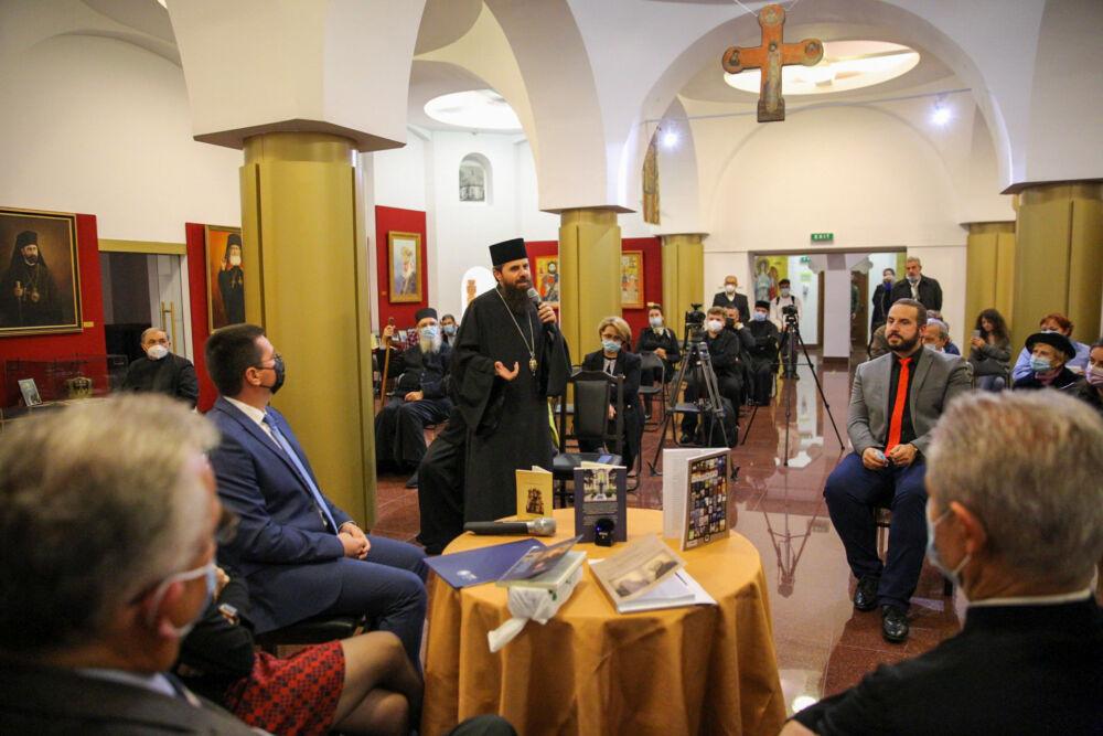 Două cărți dedicate Protopopului Martir Aurel Munteanu și una de istoriografie bisericească, lansate la Muzeul Mitropoliei Clujului