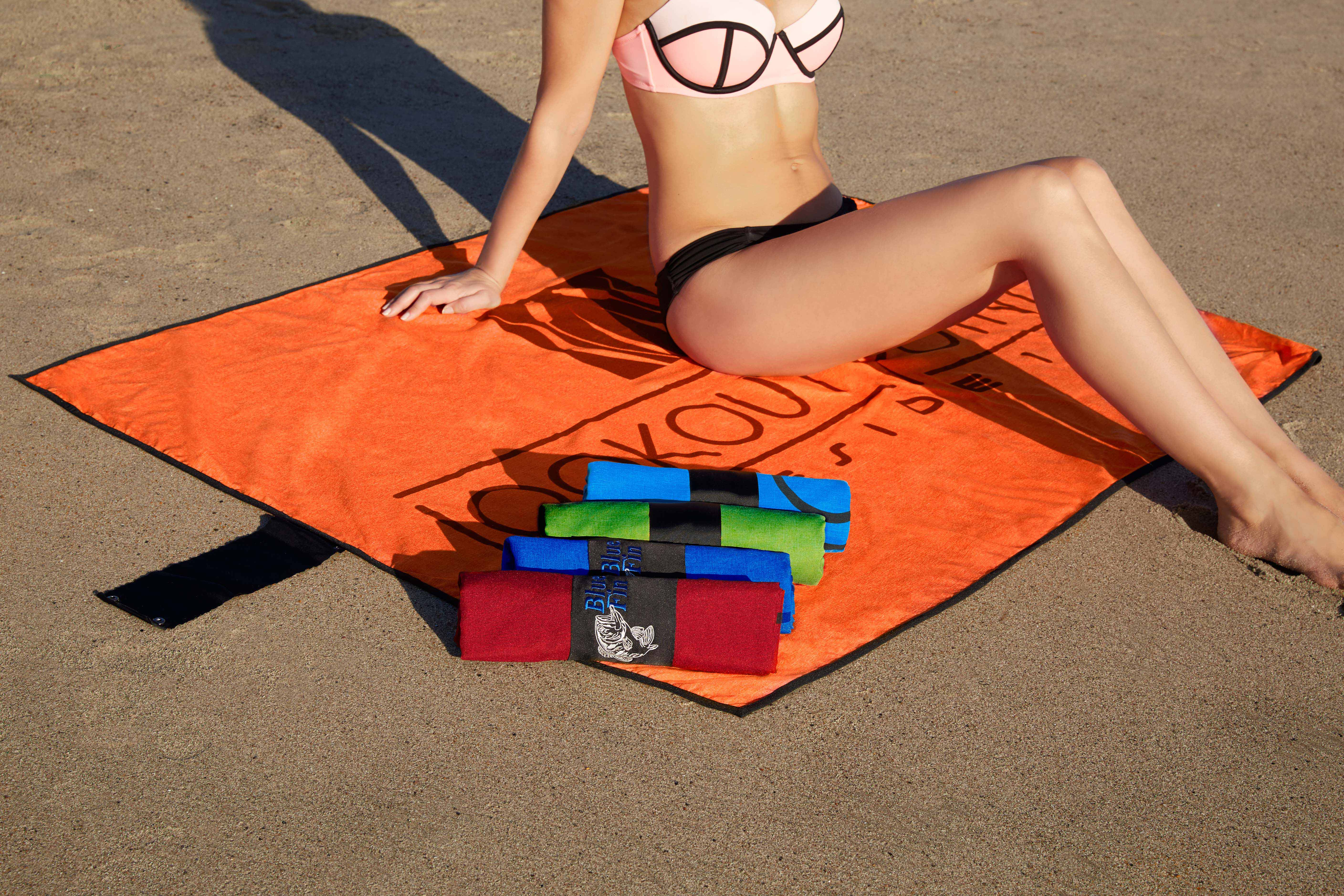Sand Repellent Beach Blankets  Pro Towels
