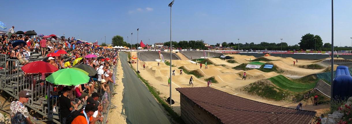 Verona BMX Olympic Arena