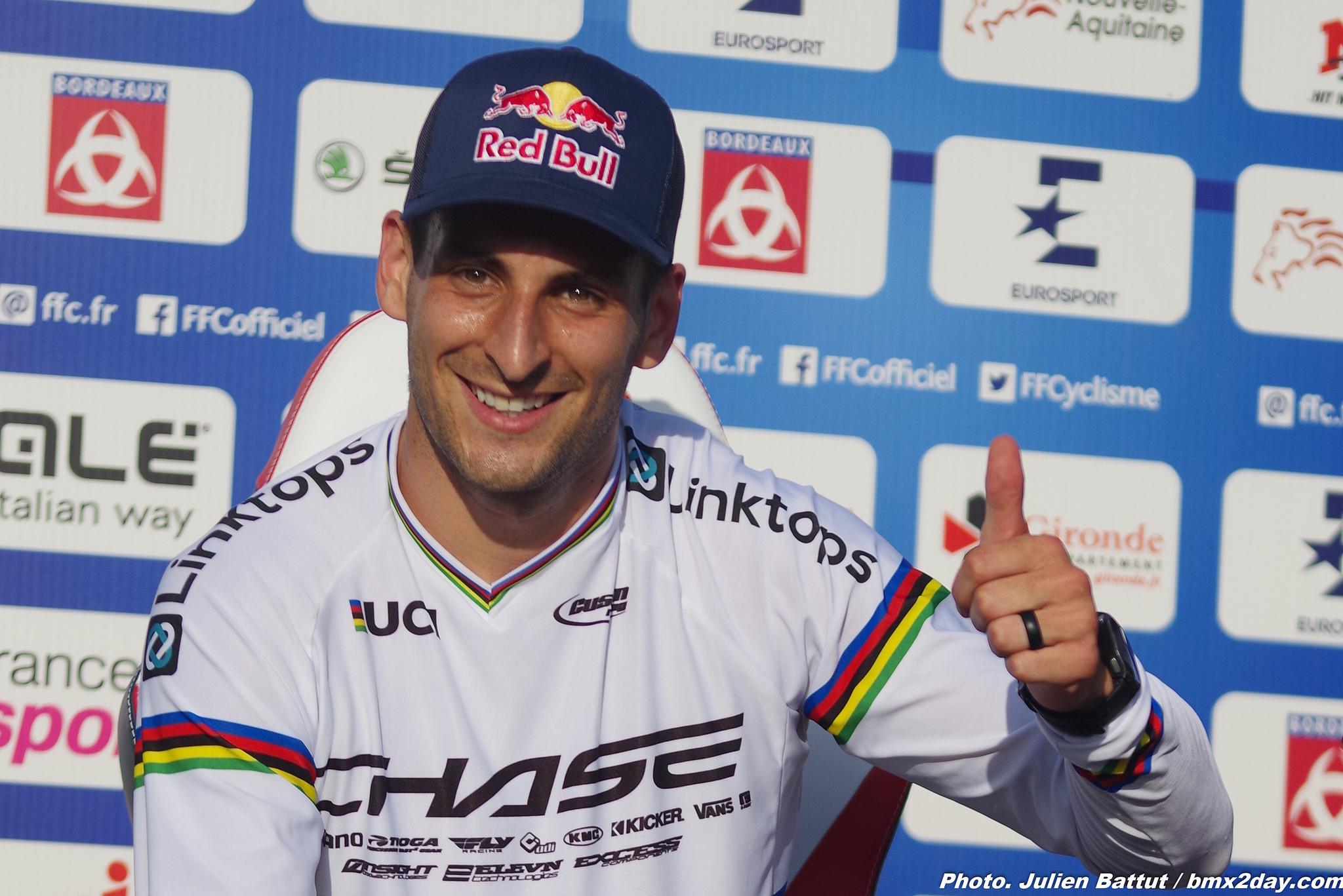 Joris Daudet - Champion de France 2014