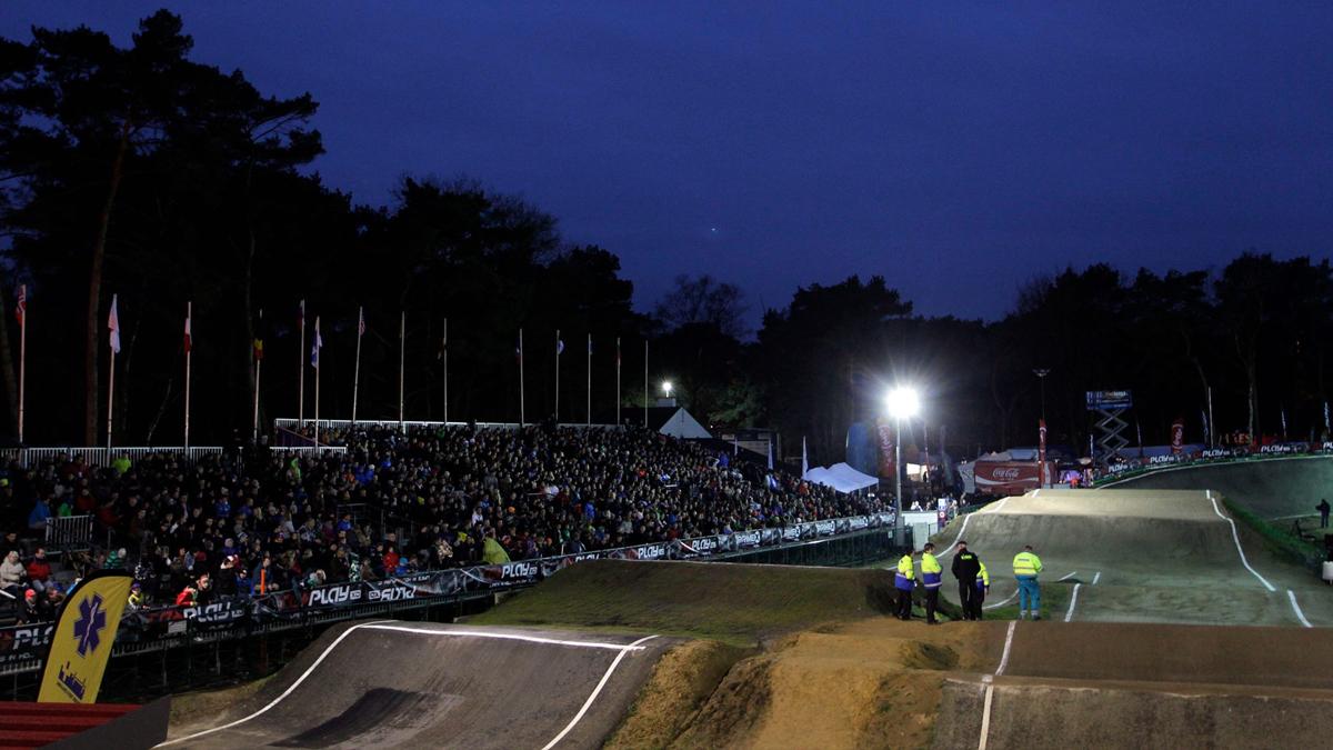 Zolder - Coupe d'Europe de BMX 2015