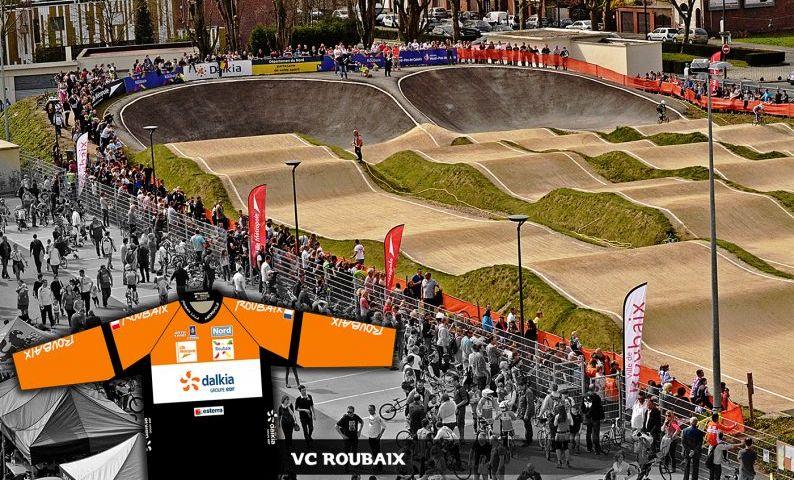 Roubaix BMX - Un club au top