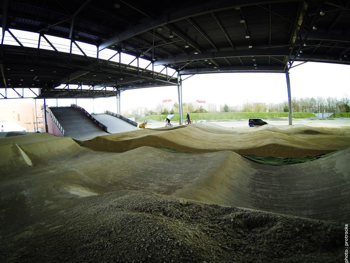 Stadium BMX - Saint Quentin en Yvelines