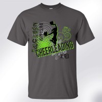 Cheerleading T-Shirts and Designs | Pro-Tuff Decals