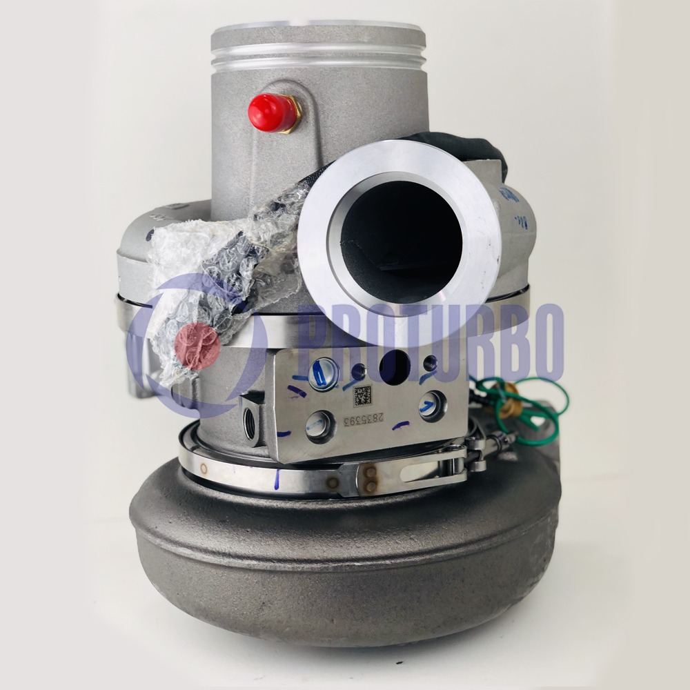 New Cummins ISX Turbocharger With VGT Actuator 4309076