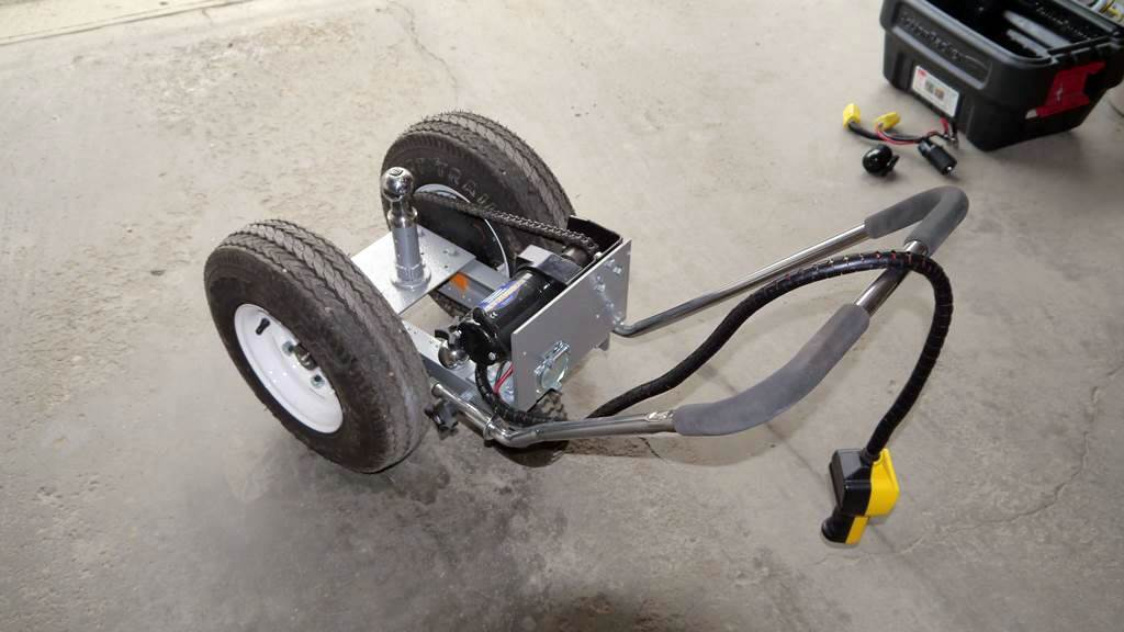 Electric Trailer Dolly >> Proud Canadian