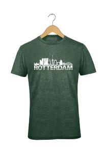 """Rotterdam T-shirt """"Rotterdam Skyline"""""""