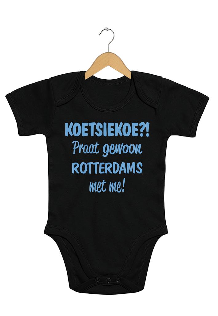 """Rotterdam rompertje """"Praat Rotterdams met me!"""""""