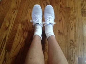 Trolloping shoes