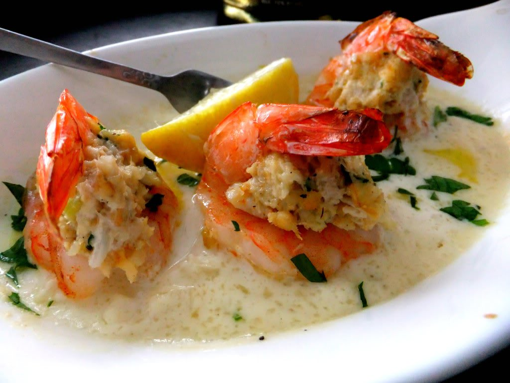 Best Crab Stuffed Shrimp