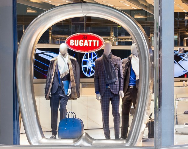 bugatti shop london boutique