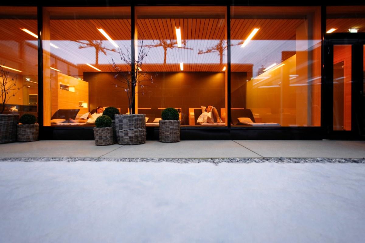 hotel resort österreich spa wellness urlaub naturferien natururlaub