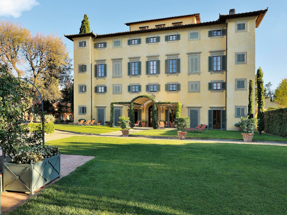 luxusurlaub luxusferien luxushotel toskana italien
