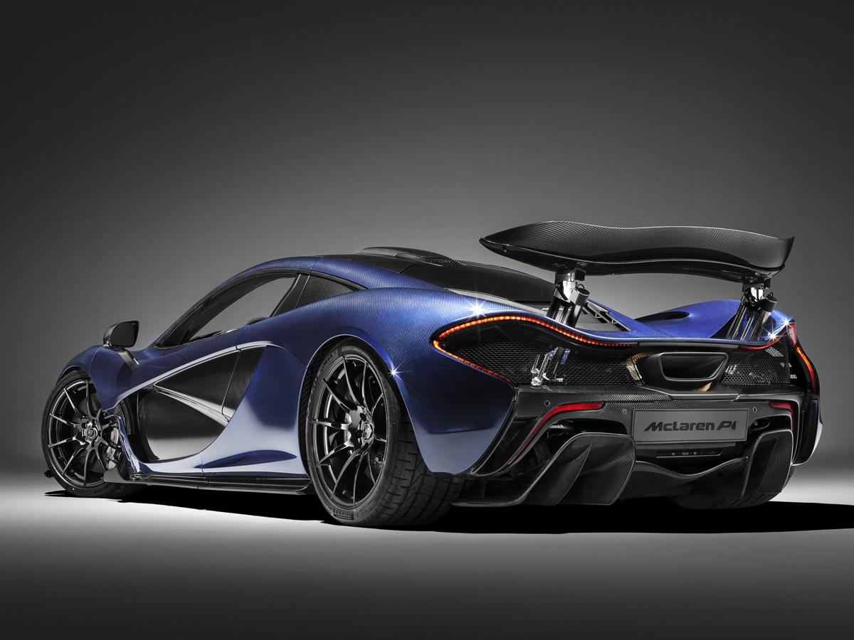 mclaren-p1 neues modell neue modelle sportwagen autosalon genf 2016