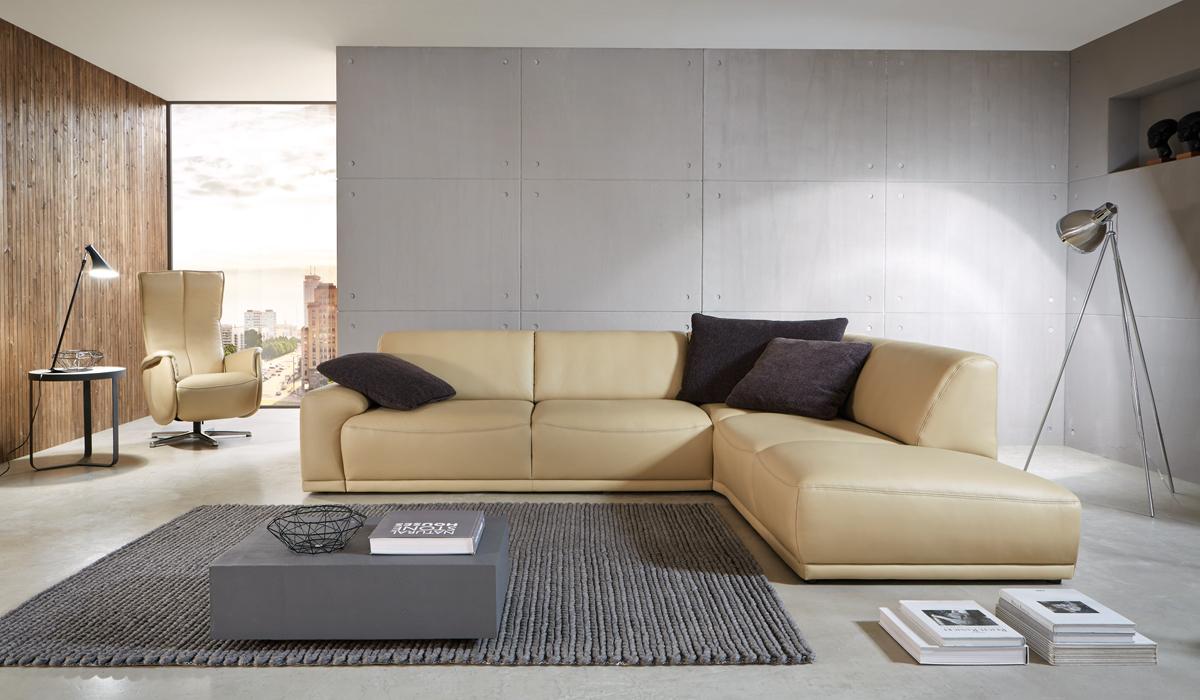 möbel möbelhersteller design wohnen polstermöbel sofas ledersofas