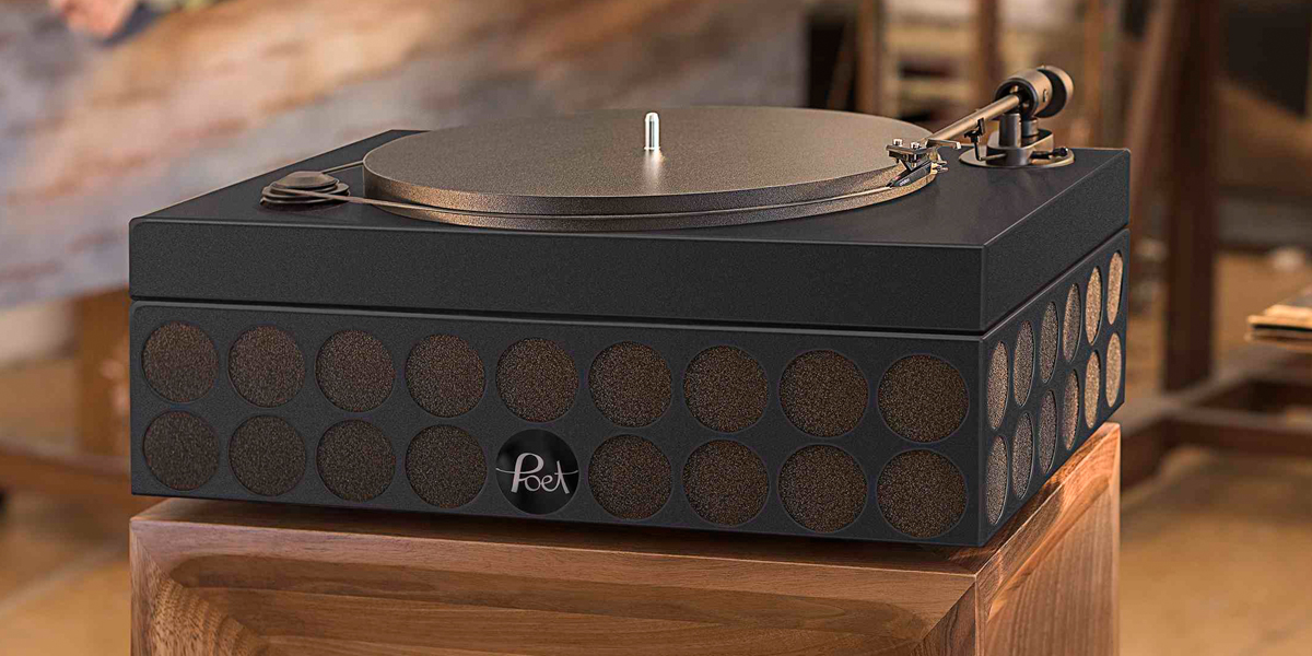 soundsystem high-end hifi plattenspieler lautsprecher schallplatte wireless