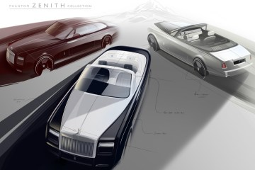 rolls-royce phantom coupe drophead-coupe limousine modelle