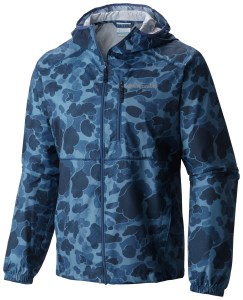 KO3974 Flash Forward Windbreaker Herren - bedruckt.