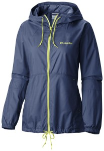 KL3010 Flash Forward Windbreaker für Frauen.