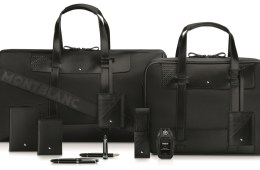 montblanc lederwaren leder accessoires fashion mode trends luxusmarke