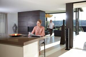Voxnet von Revox ist ein Multiuser System der Premiumklasse und sorgt für exzellenten Klang im ganzen Haus.