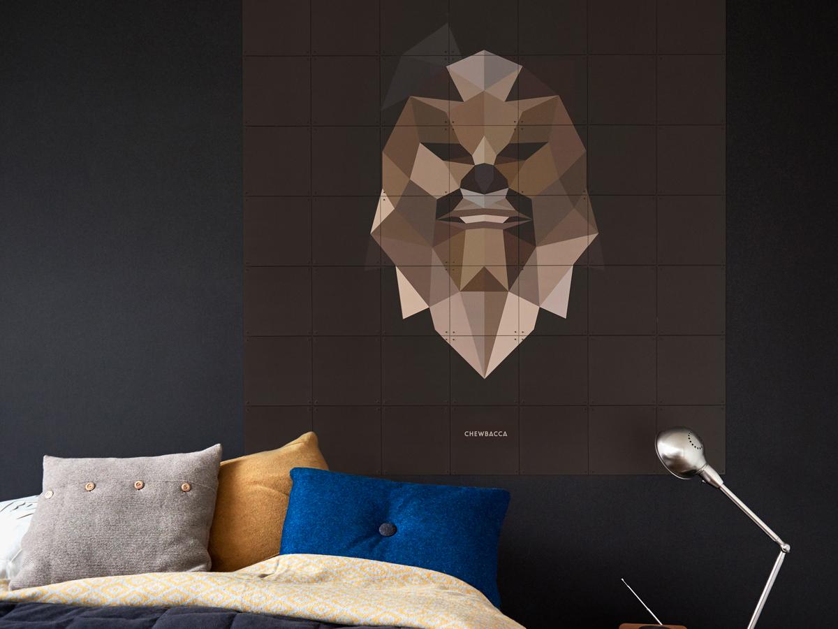star wars wandbilder filmposter wanddekoration dekoration wohnung
