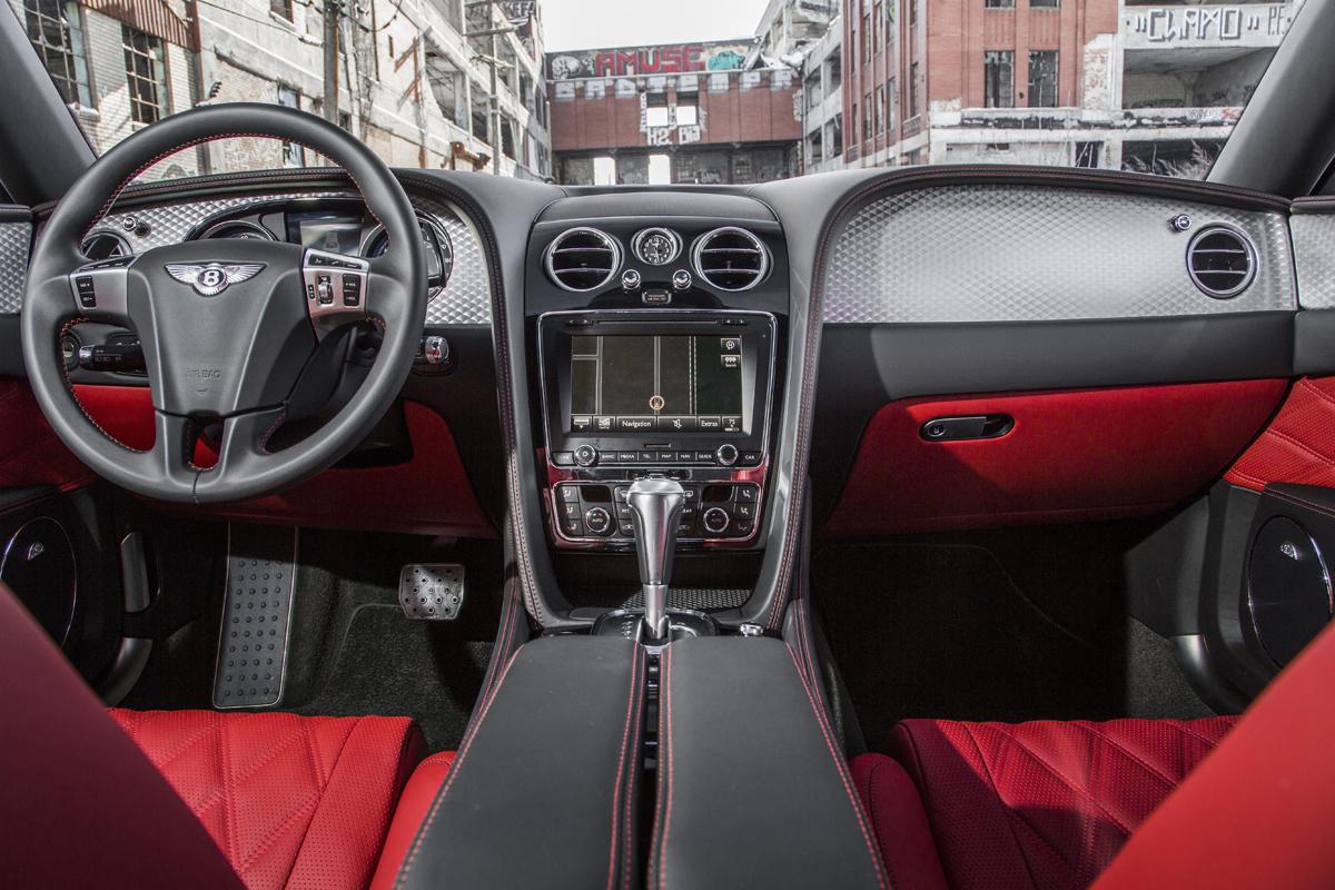 bentley luxuslimousine flying spur v8 s leistung performance neuheiten