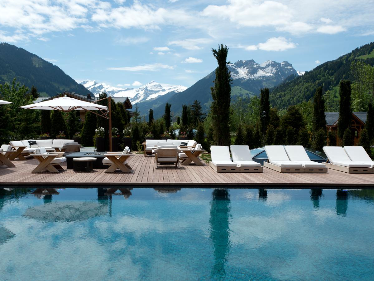 luxushotel luxus-hotel gstaad schweiz sommer wellness kulinarik gourmet