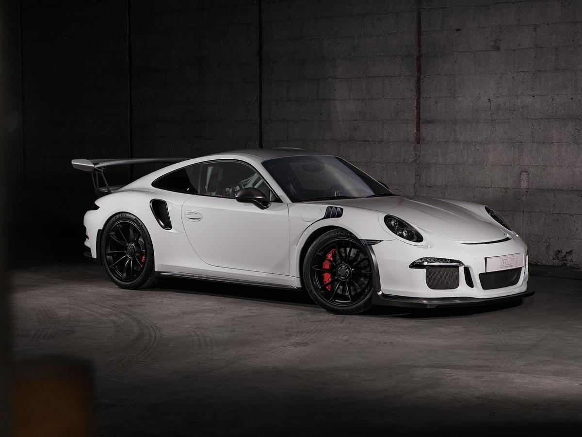 techart autotuning veredelung leistungssteigerung porsche 911 gt3-rs karbon