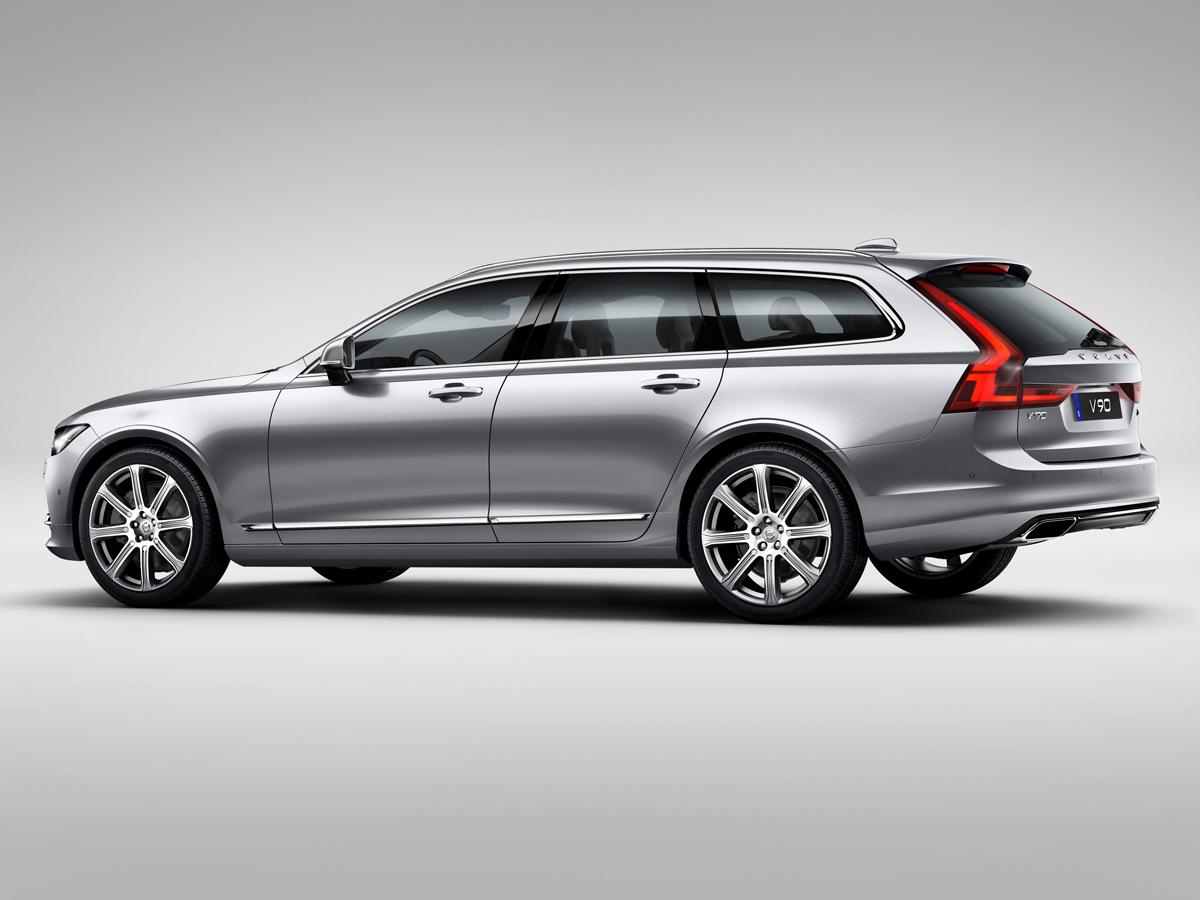 volvo v90 xc90 suv modelle limousine luxus-limousinen luxuslimousinen