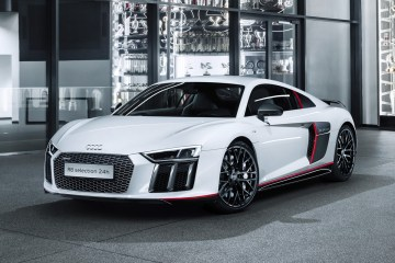 audi r8 coupe v10 selection 24h sportwagen modelle limitiert sondermodelle