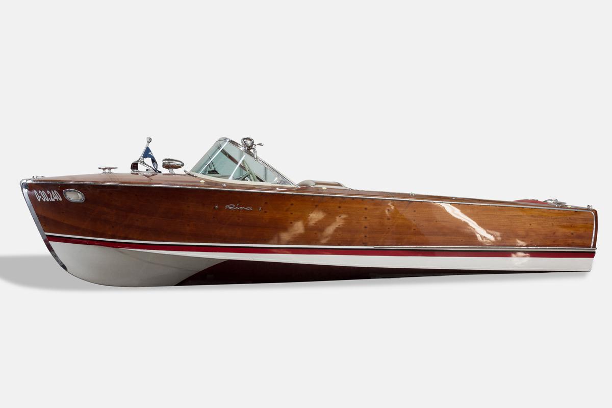 luxusboot luxusboote luxus-boot riva verkauf versteigerung auktion schweiz