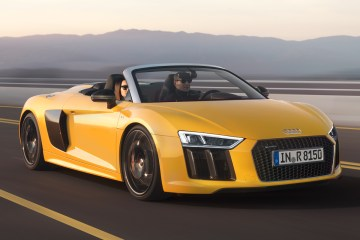 audi r8 spyder v10 power motor sportwagen cabrio cabriolet