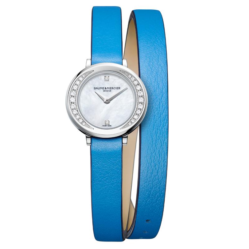 baume-mercier uhr uhren modelle damen frauen armbanduhren armbanduhr diamanten