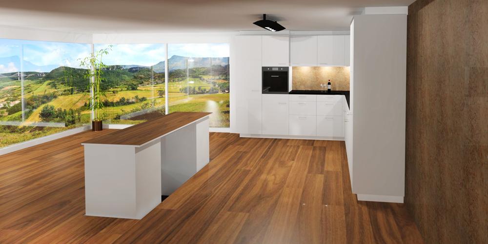 Die Versenkbare Küche Von Adora Design Proudmagcom