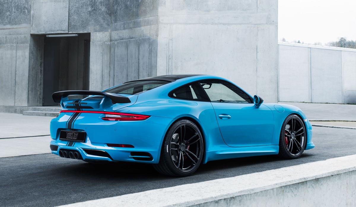 techart powerkits f r den neuen 911 carrera s und turbo s. Black Bedroom Furniture Sets. Home Design Ideas
