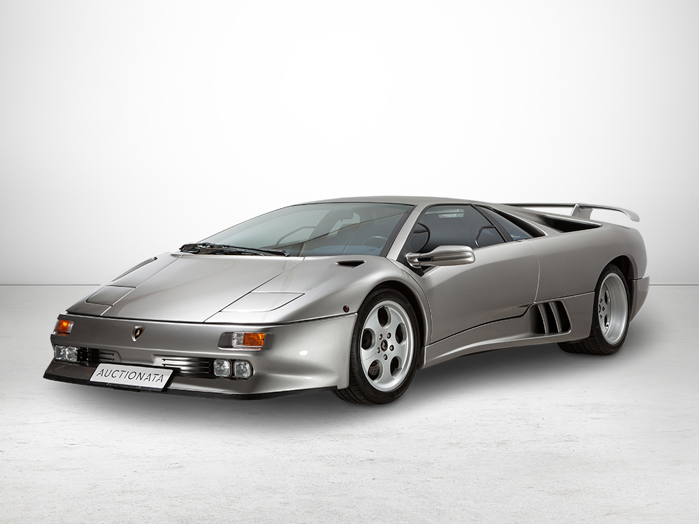 Auctionata_Lamborghini Diablo SE 30, Sondermodell #64150, Baujahr 1996