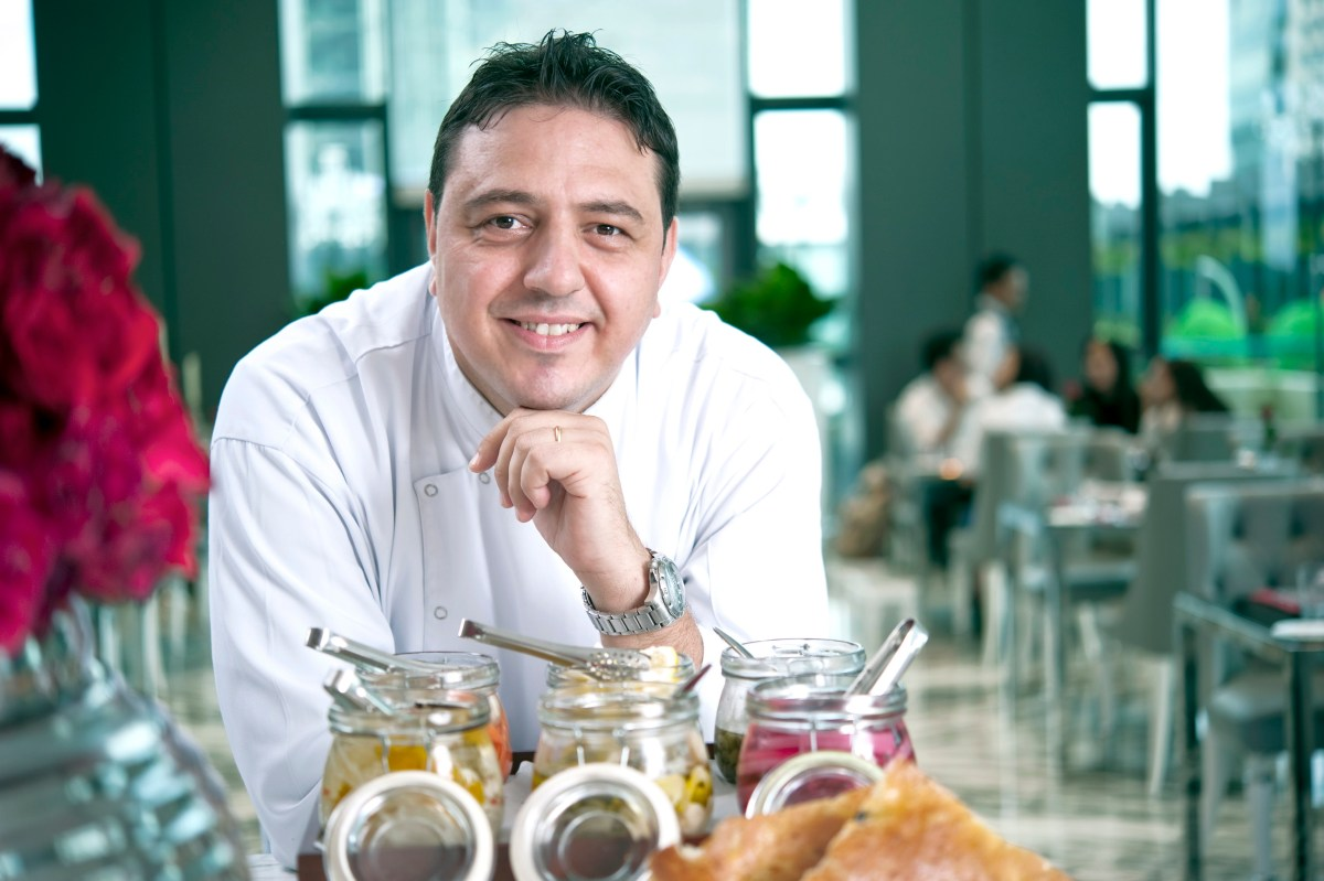 The Reverie Saigon - Executive Chef Giovanni Parrella - II