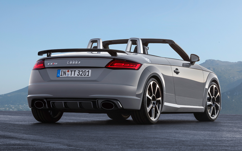 audi tt rs coupe roadster modelle preise neu neuheit motor sport quattro allard