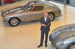 ferrari schweiz händler offizieller verkauf restauration oldtimer classiche fahrzeuge