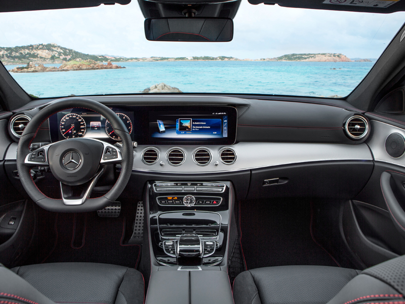 mercedes-benz mercedes-amg amg modelle sportwagen limousinen neuheiten neu modell innenraum interieur