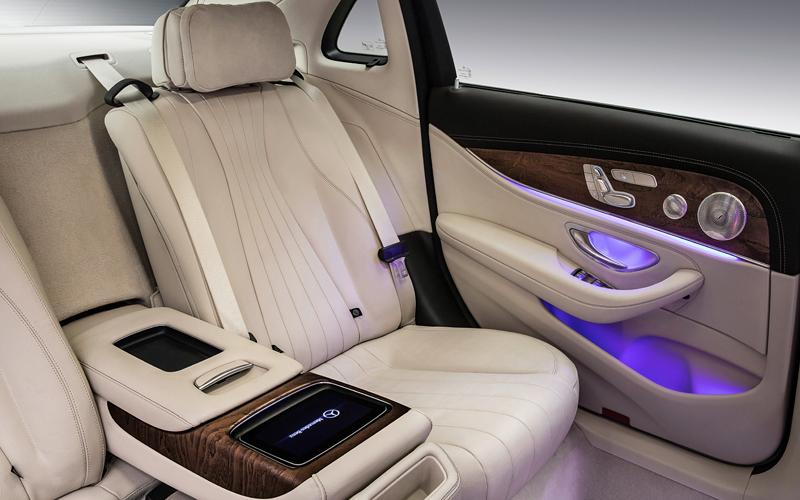mercedes-benz mercedes limousine luxuslimousine langversion luxus