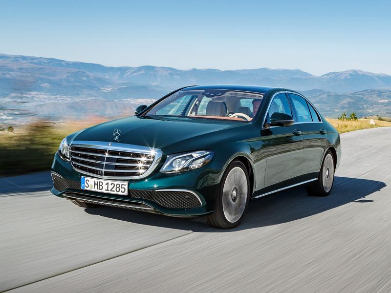 mercedes-benz mercedes e-klasse limousine limousinen luxuslimousinen